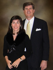Sid and Donna Jordan