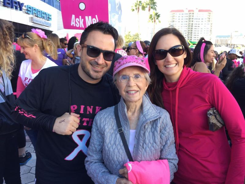 Patient Spotlight: Overcoming Breast Cancer